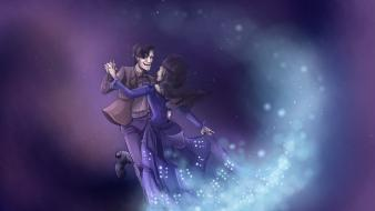Eleventh doctor dancing who wallpaper