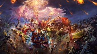 Fantasy art artwork perfect world Wallpaper