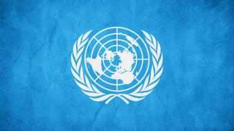 Grunge flags united nations fn un wallpaper