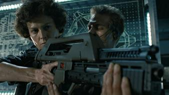 Guns movies aliens wallpaper
