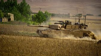 Isaf marines tank m1a2 main battle helmand wallpaper