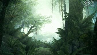 Jungle vindictus artwork nexon games mabinogi heroes Wallpaper