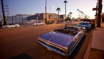 Los angeles impala lowrider wallpaper