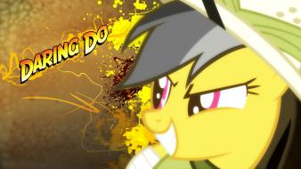 My little pony daring do wallpaper