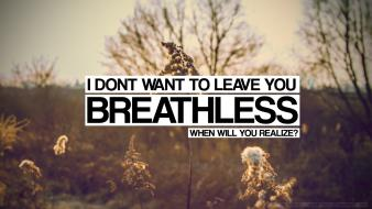 Nature helvetica asking alexandria widescreen instagram breathless Wallpaper