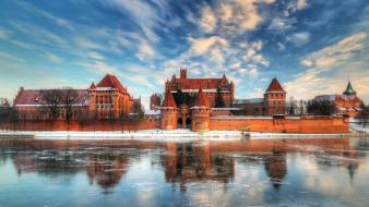 Poland malbork wallpaper