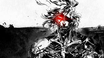 Raiden metal gear rising: revengeance platinum games wallpaper