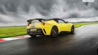 Top gear lotus evora wallpaper