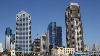 Usa california san diego harbor hotels wallpaper