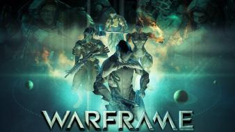 Video games fantasy art swords warframe wallpaper