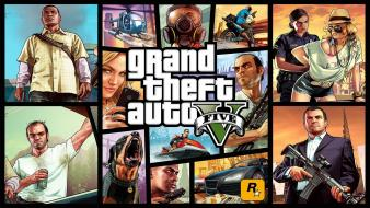 Video games gta 5 Wallpaper