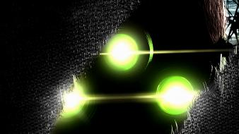 Video games splinter cell night vision wallpaper