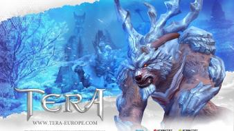 Video games tera wallpaper