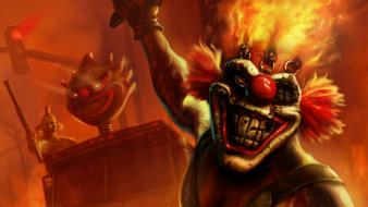 Video games twisted metal wallpaper