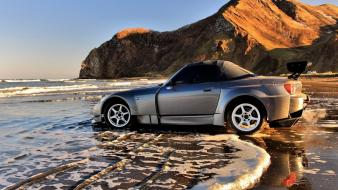 Water cars wallpaper