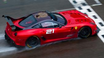 Wheels racing red 599xx races fast auto wallpaper