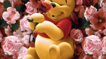 Winnie the pooh archigraph Wallpaper