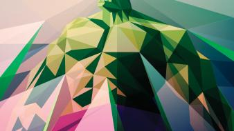 Abstract hulk (comic character) marvel comics liam brazier wallpaper