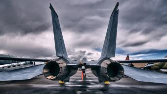 Aircraft f-14 tomcat fighter jets Wallpaper