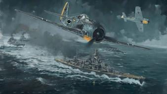 Aircraft world war ii wallpaper
