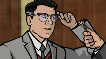 Archer (tv) cyril figgis fountain pens wallpaper