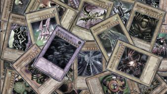 Cards yu-gi-oh! desaturated Wallpaper