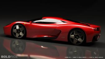 Cars design ferrari races gte angelo concept wallpaper