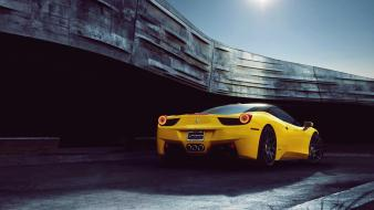 Cars ferrari roads vehicles supercars 458 italia wallpaper