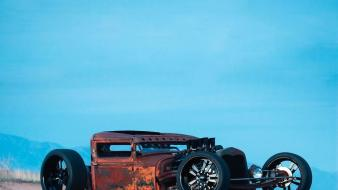 Cars ford 1931 pickup wallpaper