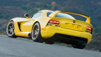 Cars viper twin turbo hennessey venom srt10 2007 wallpaper