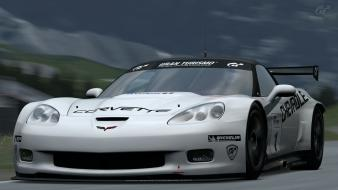 Chevrolet corvette z06 gran turismo 5 ps3 wallpaper