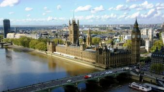 Cityscapes london buildings wallpaper