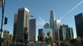 Cityscapes los angeles wallpaper