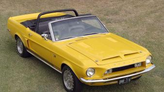 Convertible kr shelby gt500 1968 wallpaper