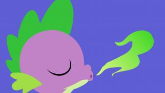 Death spike my little pony: friendship is magic Wallpaper