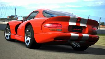 Dodge viper racing gts 5 cars speed wallpaper