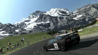 Mclaren f1 gtr gran turismo 5 ps3 wallpaper