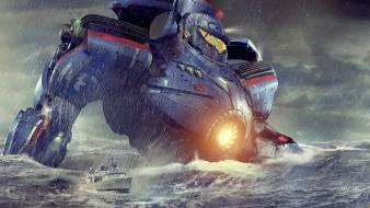 Pacific rim wallpaper