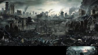Post-apocalyptic wolverine apocalypse artwork apocalyptic Wallpaper