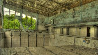 Pripyat chernobyl decay ukraine abandoned city forgotten Wallpaper