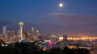 Seattle cities wallpaper