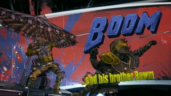 Shooter boom fps borderlands 2 game wallpaper