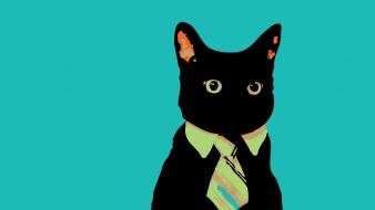 Tie business vector art necktie neck collar wallpaper