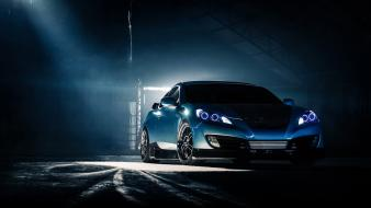Tuning hyundai genesis coupe wallpaper