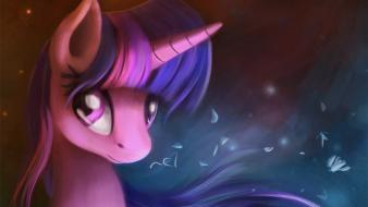Twilight sparkle my little pony: friendship is magic Wallpaper