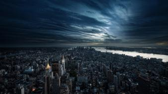 Usa new york city manhattan cities wallpaper