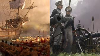 Video games age of empires 3 wallpaper