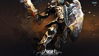 Video games aion posters screens Wallpaper