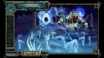 Video games anubis online 2 smite wallpaper
