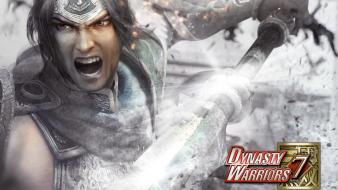 Video games dynasty warriors wallpaper